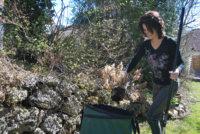 Was tun mit Gartenabfällen?