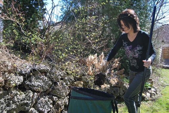 Gartenabfälle – Entsorgen oder verwerten?