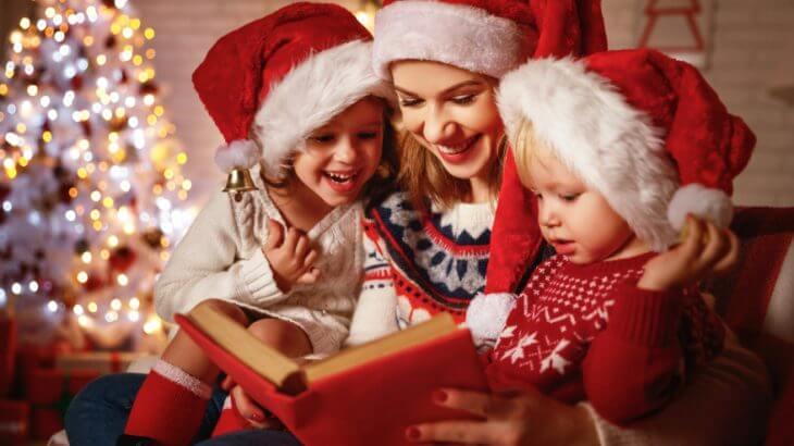 Weihnachtsdekoration-Weihnachtsmützen
