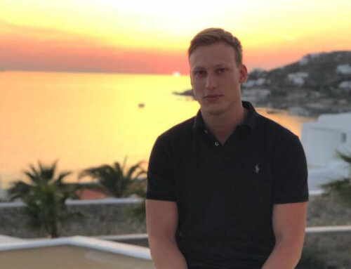 """Interview-Reihe """"Mensch Makler"""" mit Daniel Benker"""
