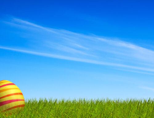 Warum kommt an Ostern der Osterhase?