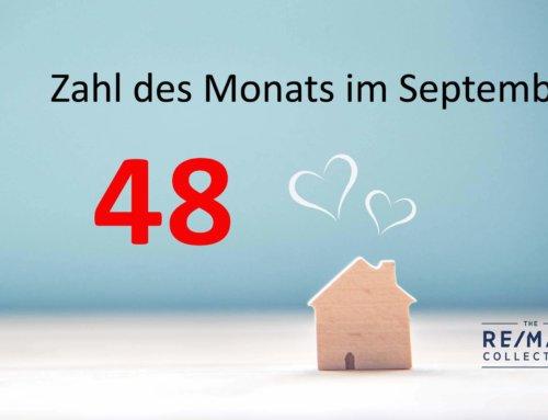 Zahl des Monats im September