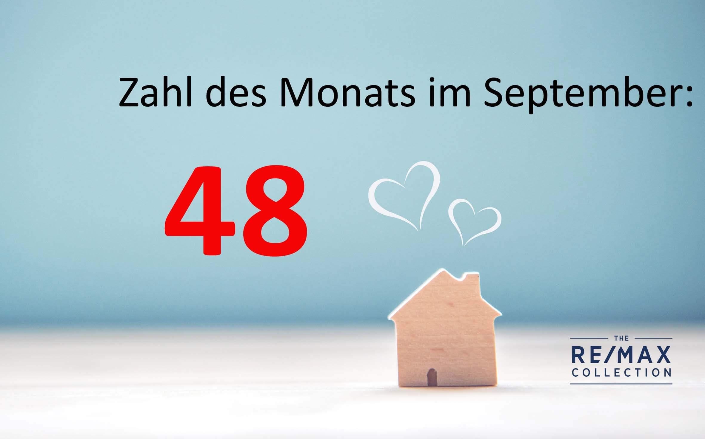 Zahl des Monats_September