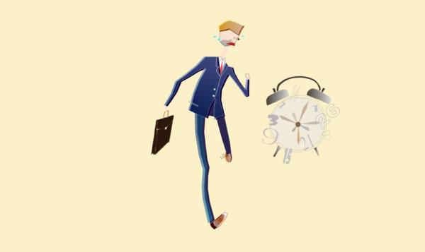 Zeit für Hausverkauf