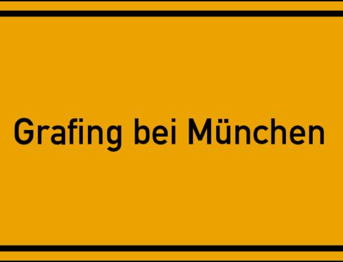 Grafing – Kleinstadt zwischen München und Rosenheim