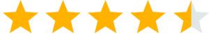 RE/MAX 4,5 Sterne Bewertung