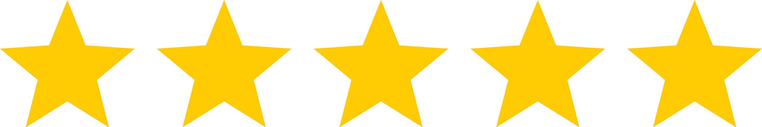 5 Sterne