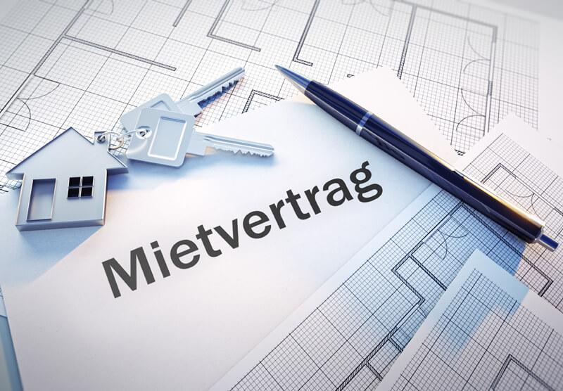 Mietvertrag Kapitalanlage Immobilien