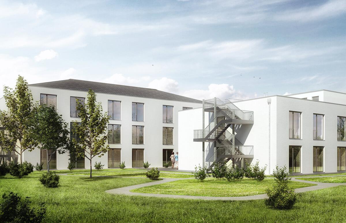 Pflegeheim Pfalz