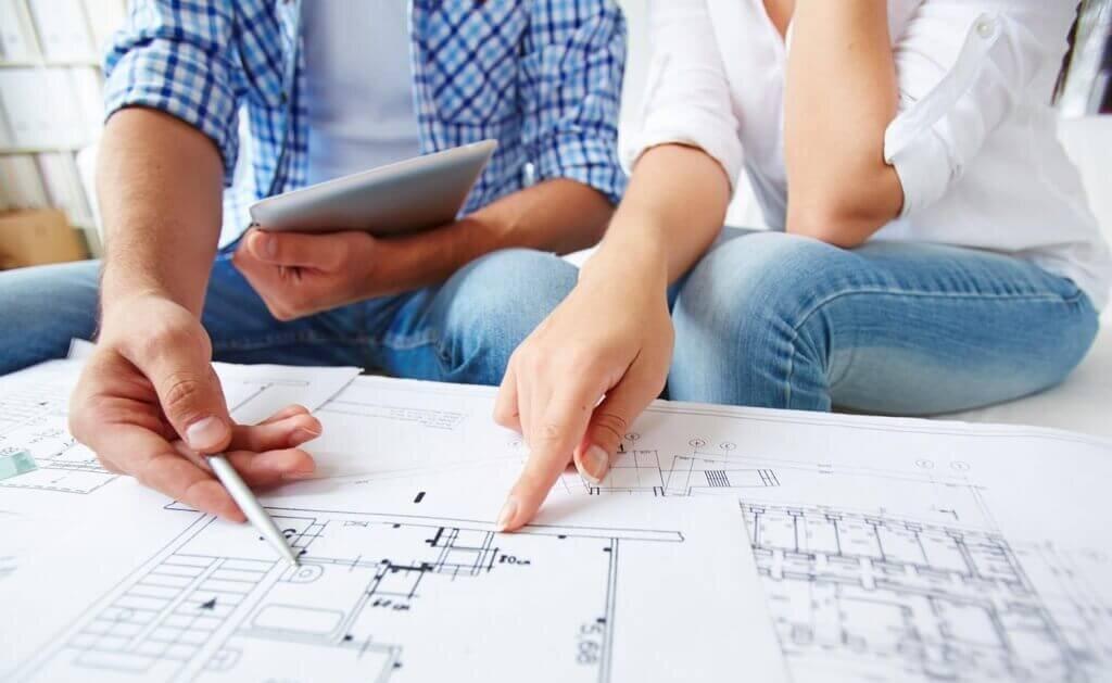 Grundstück verkaufen für Bauvorhaben