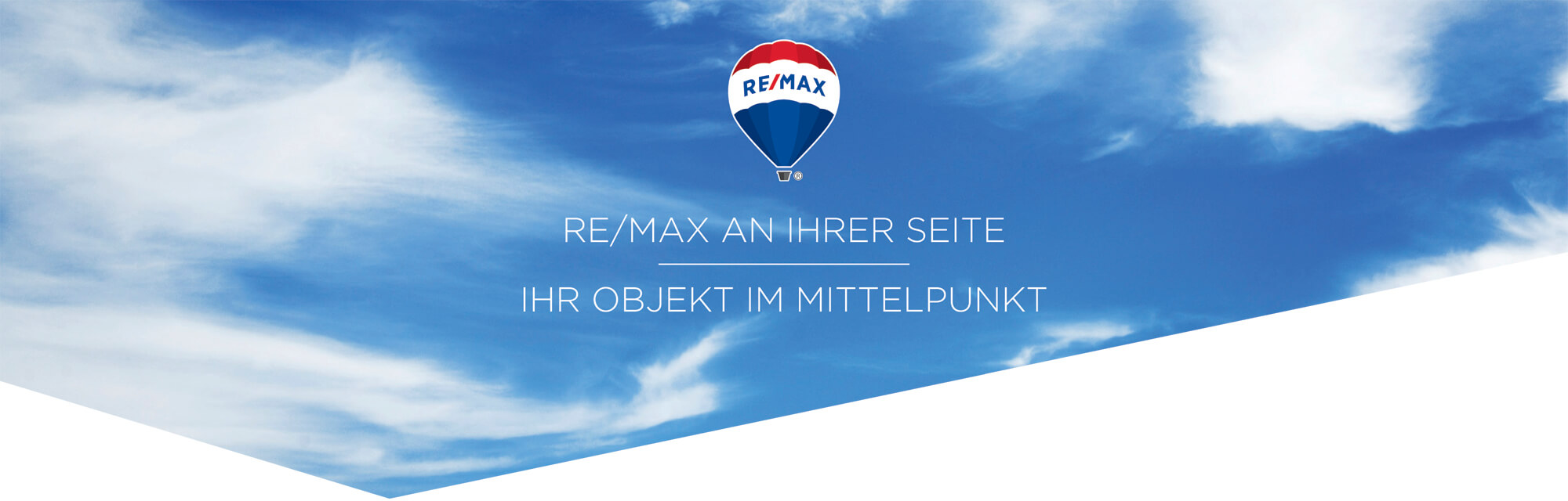 RE/MAX Immobilien Banner