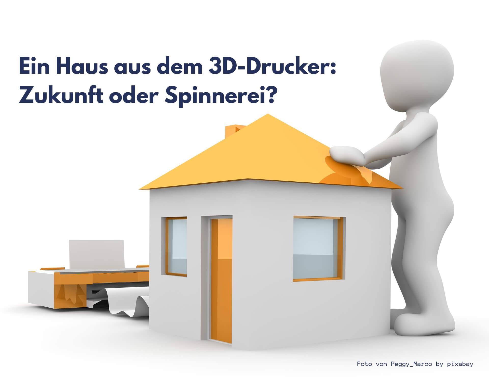 3D-Drucker-Haus