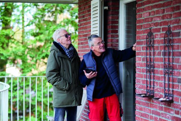 Immobilienverrentung-Instandhaltung