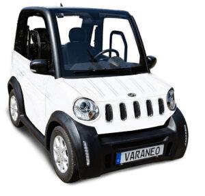 Microcar-e-Mobilität