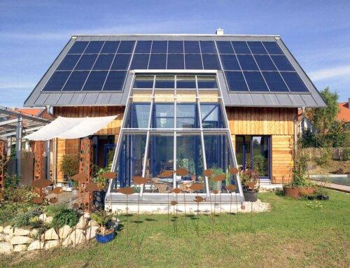 Nachhaltigkeit bei Immobilien: Erneuerbare Energien